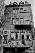 Maison au bord du canal - Pierre-Michel MORITZ