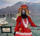 Masque Vénitien au pont des Amours par marie-agnès perrot sur L'Internaute