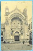 Lille - L'église St-Sauveur - Michel Gheysens