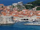 Vieux port de Dubrovnik - Claudine CREVOLA