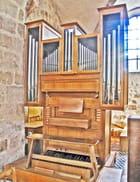 91 Breuillet, Église, le petit orgue par Jean Claude ALLIN sur L'Internaute