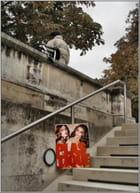 L'affiche dans l'escalier - Jean pierre TOLOMIO