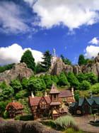 Le village miniature par Jean Baptiste CHALMANDRIER sur L'Internaute