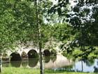 Le vieux pont de pierre - Odette VADROT