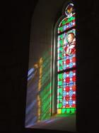 Reflet du vitrail par Patrice PLANTUREUX sur L'Internaute