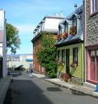 Rue Saint-Flavien Québec - guy duchesne