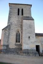 l'église Saint Pierre de Teuillac - Genevieve LAPOUX