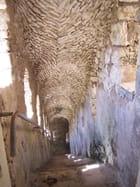 Escalier de pierre - Nadège CHANDAVOINE