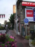 Emplacement de la maison natale de Jacques Tati par Gérard ROBERT sur L'Internaute