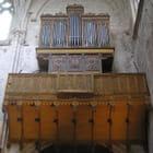 L'orgue de Notre-Dame de Moret - Gérard ROBERT
