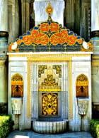 Palais de Topkapi, fontaine ottomane. par Alice AUBERT sur L'Internaute