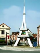 Rond point de la Tour Effel par philippe fasquelle sur L'Internaute