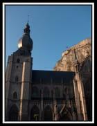 Le clocher et la Citadelle ! - Marie-Christine JACQUES