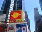 Pub à Times Square - serge piguet