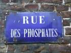 Rue des phosphates - Jean-Charles Huvelle