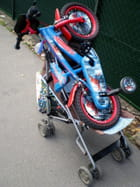 La promenade du vélo - Joele OFMAN AUDOINE