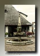 Fontaine de Campan - Serge AGOMBART