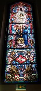La chapelle Ste-Amélie de Grandchamp, au Pecq - Gérard ROBERT
