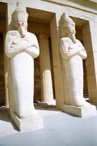Statues d'Hatchepsout - alain giordani