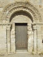 Porte romane - Patrice PLANTUREUX