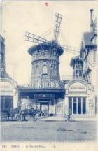 Le Moulin Rouge CPA 216 par Bernard ENRICI sur L'Internaute
