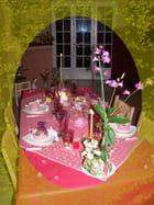 Une table de Noël - Sylvie SOULLEZ