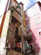 Vieux immeubles - serge piguet