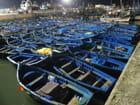 Barques bien rangées - marie huart