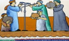 peinture murale : musiciens - Marc CHARTIER