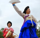 Costumes traditionnels coréens - André OUSTRIC