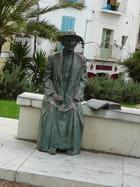 Statue - christine borla