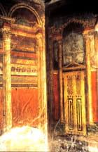 Une peinture murale - suzanne maria