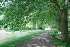 Promenade le long du canal par Genevieve LAPOUX sur L'Internaute