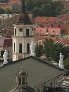 Toits de la Cathédrale de Vilnius - Laurent ALLENOU