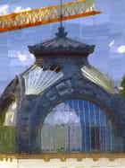 Le dôme du palais Lumière - Franck BAILLY