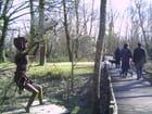 Promenade d'hiver - Genevieve LAPOUX