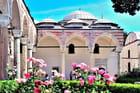 Palais de Topkapi, vue sur la 3ème cour. par Alice AUBERT sur L'Internaute
