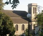 Eglise Saint-Wandrille, le Pecq par Gérard ROBERT sur L'Internaute