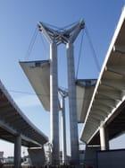 Le pont Flaubert - angele val