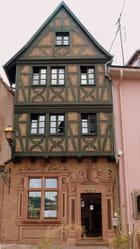 La maison alsacienne - Catherine BURG