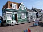 Maison typique à Marken - raymond gicquel