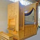 Église réformée, le petit orgue - Jean Claude ALLIN