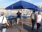 le marché aux poissons du vieux port - CLAUDINE MAZZUCCA