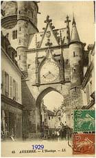 La tour de l'horloge (1929) par Francis NOZET sur L'Internaute