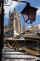 Vue du Vieux Lausanne - matthieu gigon