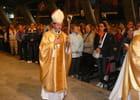 Monseigneur Guiseppe Betori à Lourdes - Jacqueline DUBOIS