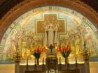 Crypte de la basilique de Lisieux - Jacqueline DUBOIS