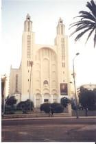 Cathédrale du Sacré Coeur aujourd'hui. - mohammed jadid