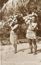 Chargés de noix de coco - Patrick DELEVOY