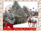 14/02/2015 Joyeuse fête de St Valentin à toutes et à tous